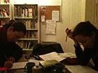 Atelier d'écriture en français