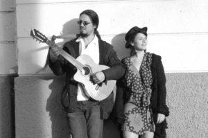 Vendredi 7 à 21h – Lourdes Marzialetti et Bruno Luna Kisc au Café Libro