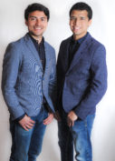 Vendredi 14 à 21h – Leonardo Davin Rojas et Félix Palacios de Colombia