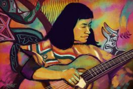 Mardi 30 à 20h – Tertulia Violeta Parra – En español