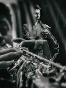 Vendredi 5 à 21h – Leonardo Davin Rojas – Un saxophone et mille mondes