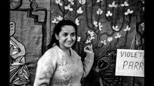Mardi 9 à 20h Tertulia Violeta Parra – Creación plástica