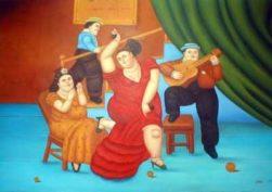 Jeudi 8 à 20:30h – Tablao Flamenco
