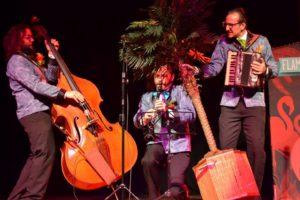 Vendredi 9 de 21h à 22:30h – Flamingos de Fuego Trio