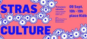 samedi 9 de 10:00 à 19:00 – Stras culture – Stand de la Maison de l'Amérique Latine
