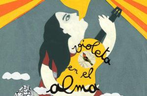 dimanche 24 de 16:00 à 21:30 – Violeta en el Alma