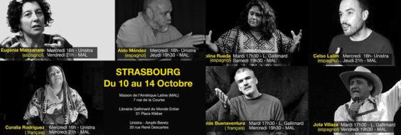 samedi 14 de 21:00 à 22:00 – Carolina Rueda de Colombie au Festival de contes – En espagnol