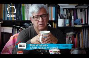 mardi 31 de 20:00 à 23:00 – Memorias de Exilio – Manuel Antonio Velandia