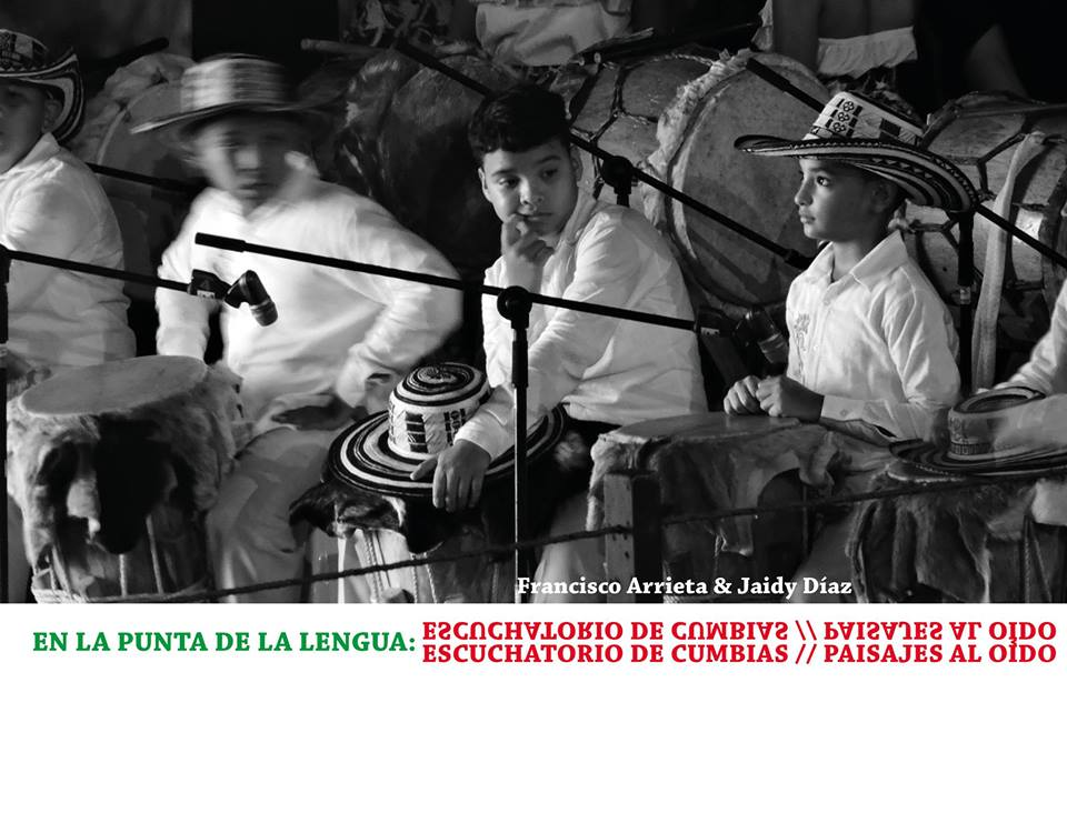 Mardi 6 – 20h à 22h – Tertulia : Escuchatorio de cumbias