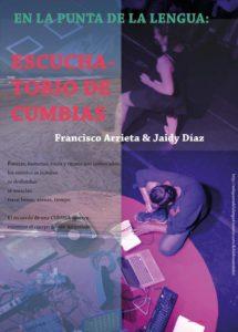 Jeudi 8 – 20h à 23h – Concierto : Escuchatorio de cumbias