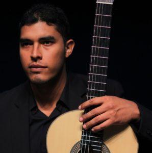 Read more about the article Vendredi 30 – 21h à 22h – Guitare à la Maison Carlos Restrepo Colombie