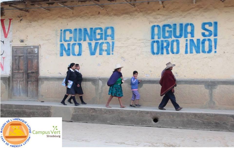 Mardi 16 – 20h à 22h – Terres et Mères: Les conflits miniers et l'importance des femmes