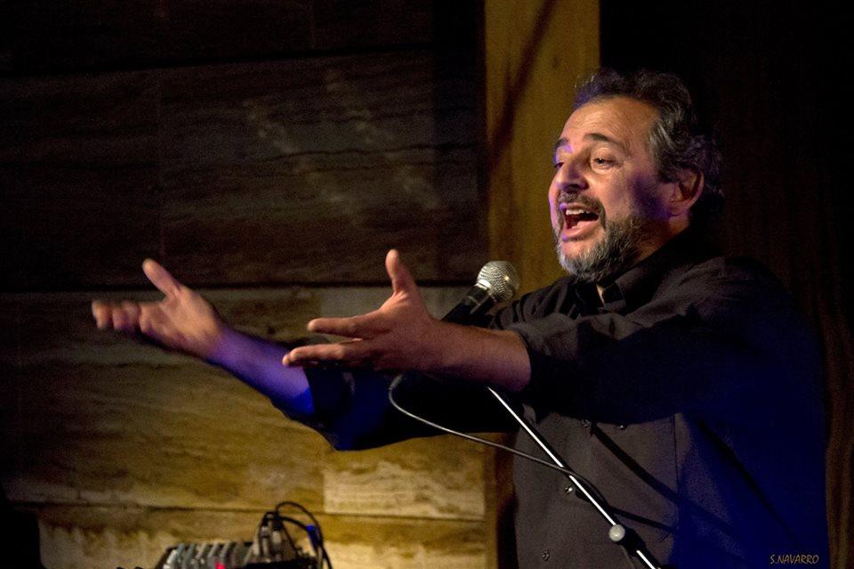 Vendredi 12 – 21h à 22h – José Manuel Garzón – Palabras de Miguel – En español