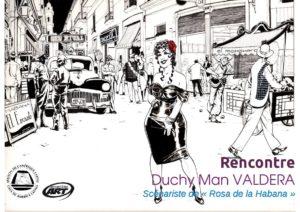 Mardi 4  – 20:00 à 22:00 – Rencontre avec Duchy Man Valdera