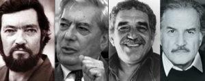 Tertulia: Escritores del Boom – En español   Mardi 14 à 20h30