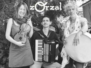 Read more about the article Vendredi 18 de 21:00 à 22:00 – Zorzal dans les Nuits d'été