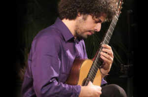 Read more about the article vendredi 15 de 21:00 à 22:30 – Jad El Khechen guitarista Libanais