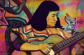 mardi 19 de 20:00 à 22:00 – Tertulia musical – Violeta Parra