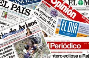 Read more about the article Mardi 9 – 20h à 22h – Tertulia – Purée de presse