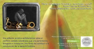 jeudi 2 de 18:30 à 21:30 – Manuel Velandia photo-installation Jetables nettoyage social