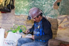 Jeudi 7 – 18h30 – Exposition – Potosi  Bolivie Cedric Jager