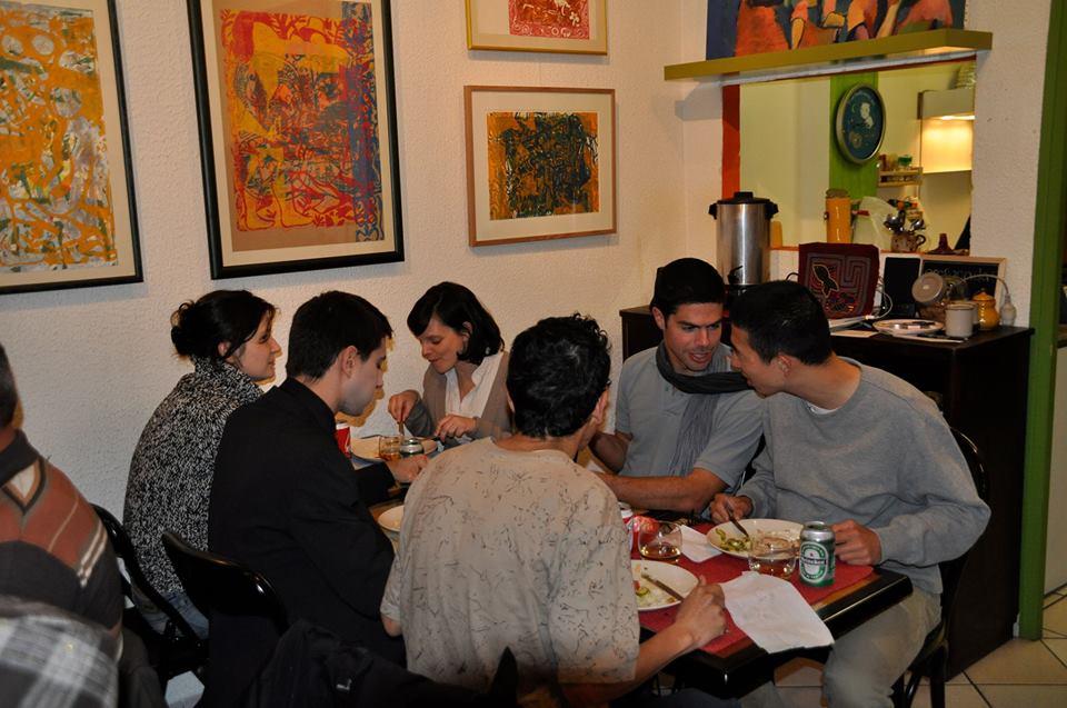 Vendredi 16 – 19h à 21h – Repas de Café Libro fait par Armelle