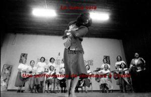 Read more about the article Mardi 13 – 20:00h à 22:00h – La Cueca Sola, une performance de résistance à l'oubli