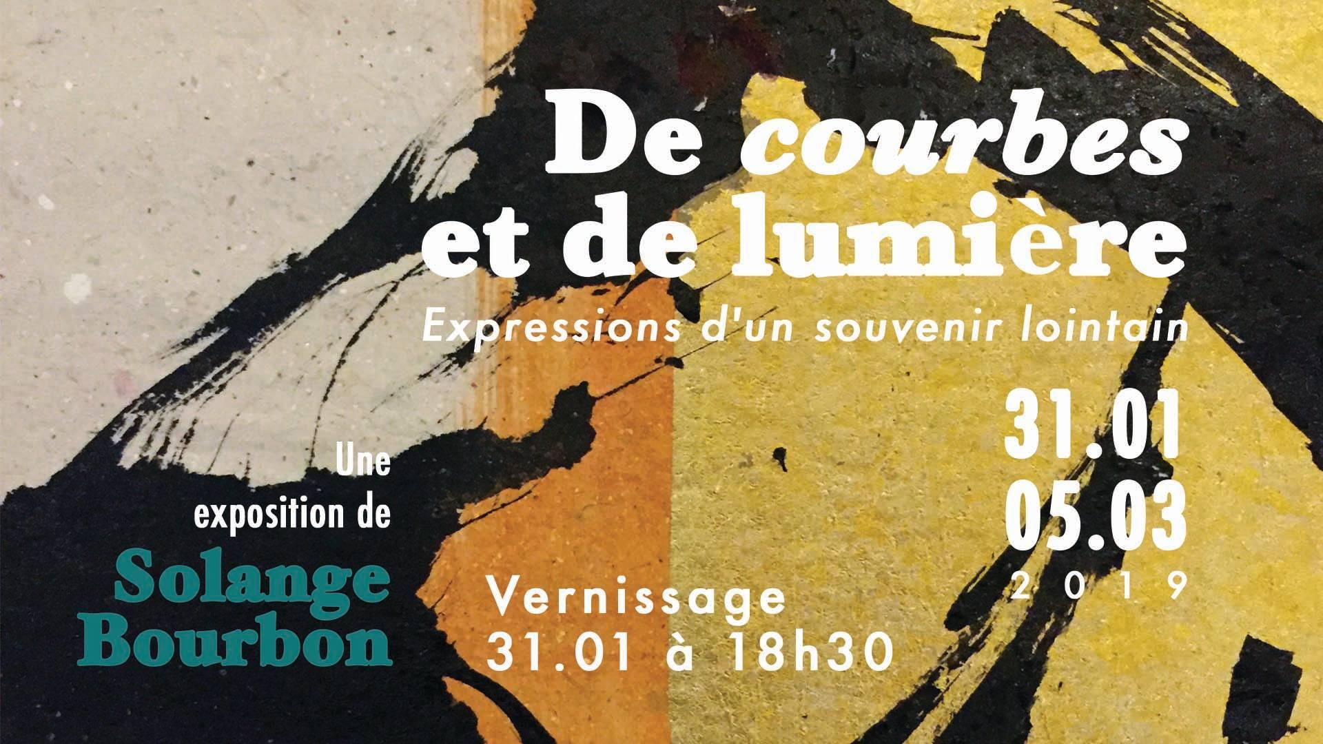 Read more about the article Jundi 31 – 1830 à 21hrs – De courbes et de lumière – Vernissage Exposition